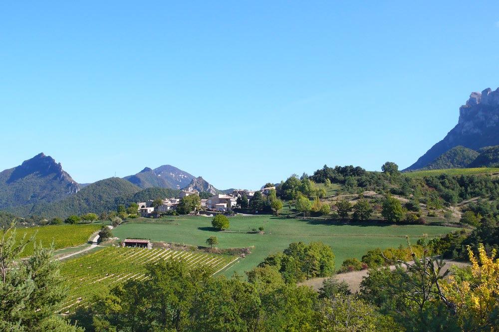 Photo du village de