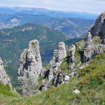 Photographie du massif des 3 becs proche de Saou