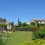 Photographie d'un domaine touristique dans la Drôme