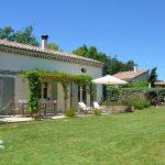 """Photographie d""""une maison de vacances à louer dans la vallée de la Drôme"""